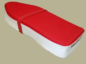 Honda CUB C100 CA100 C102 C105 Complete Double Seat RED