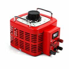 3kva Enclosed Amp Adjustable Variac Transformer Ac Voltage Regulator 0 130v 30a Us