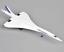 thumbnail 1 - Air France Concorde model, Airplane Model Aircraft  Union Flag British Airways