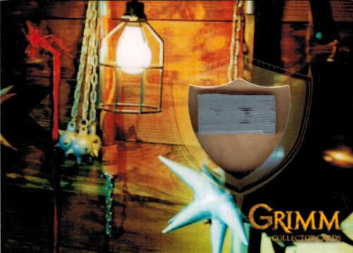 Grimm 2013 Prop Card GRP1 Morning Star Weapon Variant 1