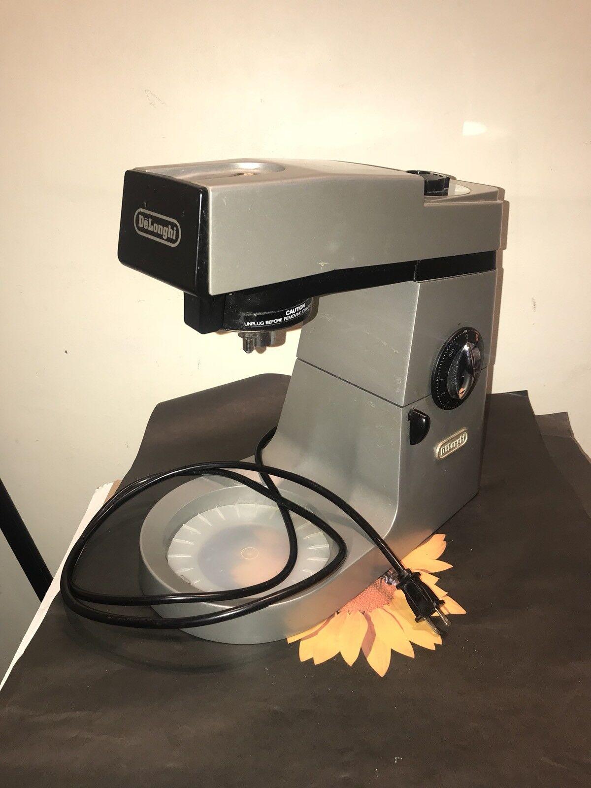 Delonghi DSM800 Cucina seulement robot mélangeur grand travail  telle quelle