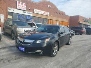 2013 Acura TL 4dr Sdn Auto SH-AWD w/Tech Pkg