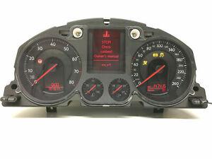 VW-Passat-B6-Km-H-Compteur-de-Vitesse-Instrument-Cluster-Speedo-3C0920871D