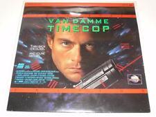 LaserDisc ~ Timecop ~ Jean-Claude Van-Damme ~ NTSC ~ Single Disc ~ MCA Universal