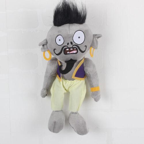 Plants vs Zombies 2 PVZ Figures Plush Baby Staff Toy Stuffed Soft Doll 13cm-35cm