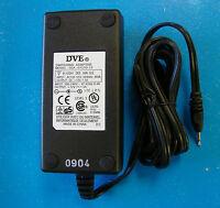 Dve 12v/1.5a 18w Ac Power Adapter 2.1x12mm Jack Plug Connector Dsa-0151d-12
