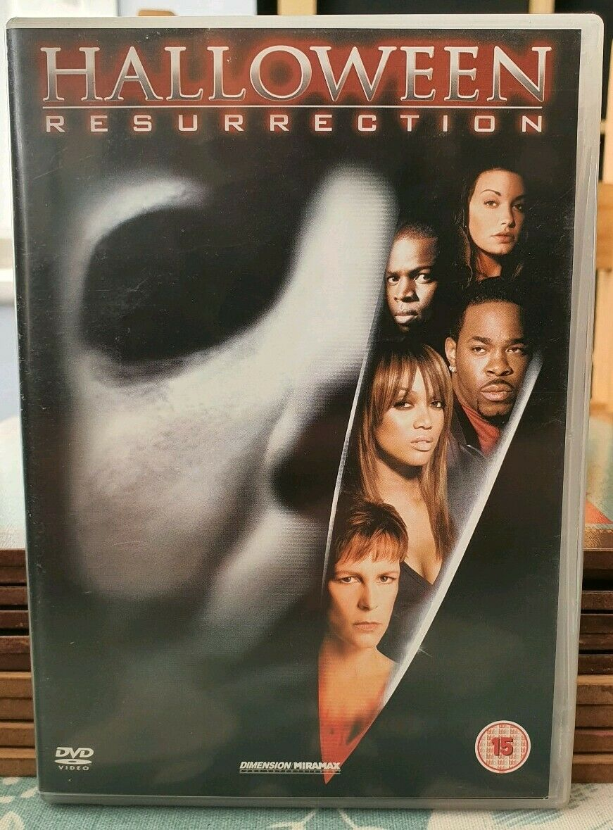 Is Halloween 2020 A Sequal To 2007 Halloween   Resurrection (DVD, 2007) for sale online | eBay