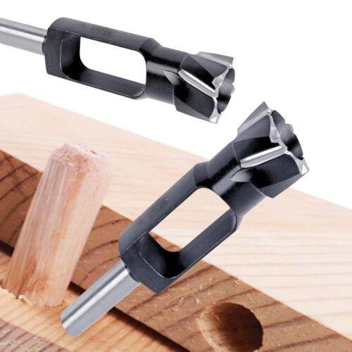 "1//2/""-Tenon Dowel Plug Cutter Tenon Wood Plug Bit Makes Tenon Wood Dowel Plugs"