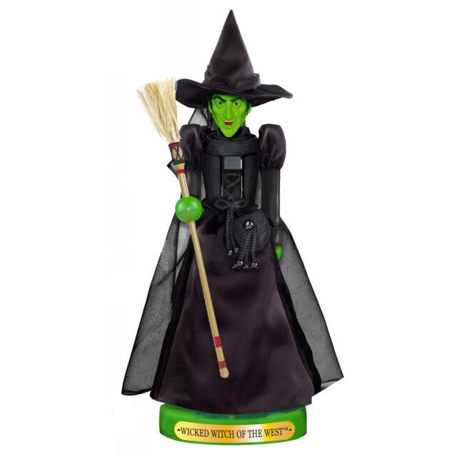 Wizard Of Oz Wicked Witch Nutcracker For Sale Online