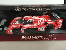 1:18 AUTOart Toyota GT-One TS020 Lemans 1998