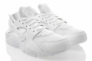 Detalles de Nuevo Zapatos Nike Air Huarache Zapatos Hombre Zapatillas de  Correr Original