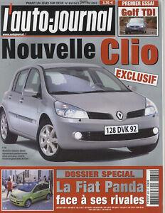 L-039-AUTO-JOURNAL-n-630-02-10-2003-FIAT-PANDA-MERCEDES-SLR-BMW-M3-CSL-AUDI-A3-TDI