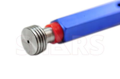 SHARS 1//2-20 UNF Thread Plug Gage GO and NO GO Class 2B NEW