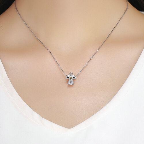 VINTAGE 925 Sterling Silver Angel Bead Charms Pendants Fits European Bracelet À faire soi-même