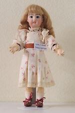 """""""J.....""""   Moule  """"1907 """"  35 cm  Poupée Ancienne Reproduction Antique doll"""