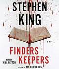 Finders Keepers by Stephen King (CD-Audio, 2015)