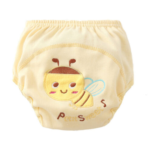 Baby Legging Potty Training Pants Washable Cotton Leakproof Diaper Cover Panties