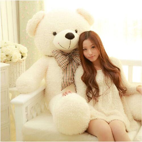 70CM Giant Big Plush Stuffed Teddy Bear Huge Soft 100/%//Cotton Toy Best new