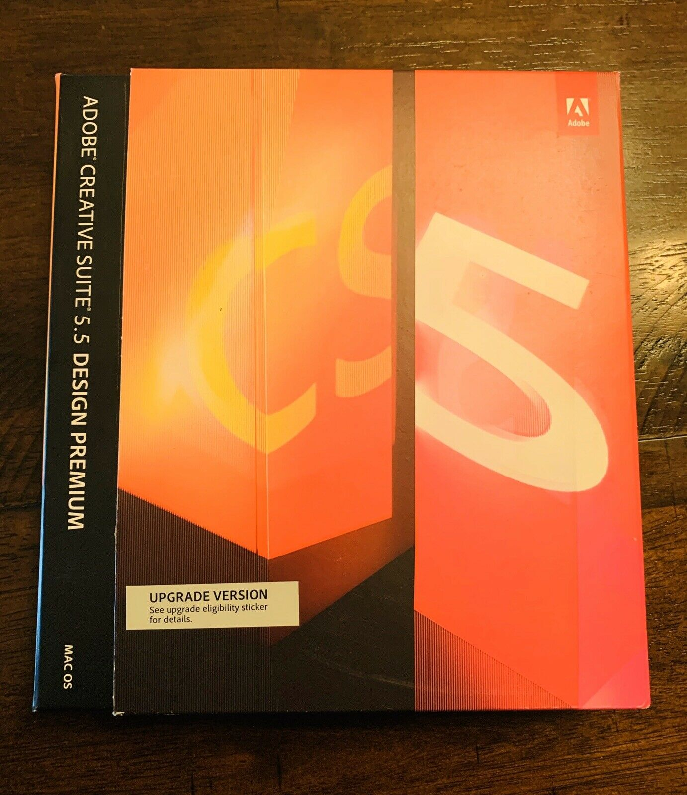 Adobe Creative Suite 5 5 Design Premium Versions Produkt Upgradepaket For Sale Online Ebay