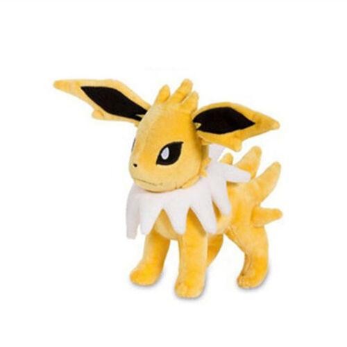 8/'/' Popular Shining Pokemon Jolteon Plush Stuffed Toy Kid Gifts Christmas Doll