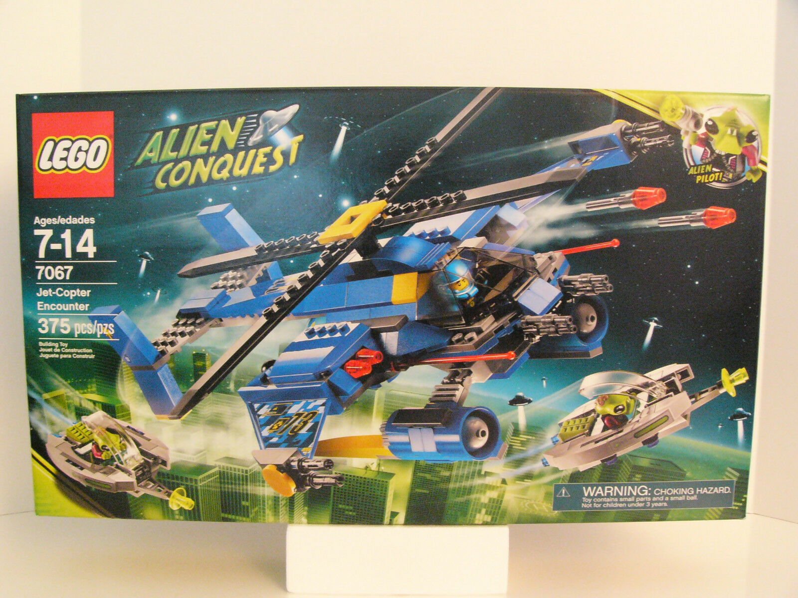 LEGO 7067,Jet-Copter 7067,Jet-Copter 7067,Jet-Copter Encounter, NEW and Sealed Box Set acc79d