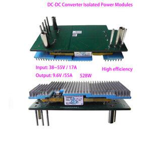 DELTA-DC-DC-Converter-Isolated-Power-Module-DC-38-55V-Input-DC-9-6V-Output