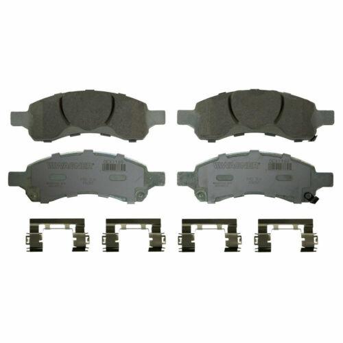 Disc Brake Pad Set-OEX Disc Brake Pad Front WAGNER OEX1169