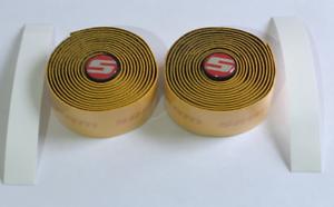 New SRAM Pit Stop Bar Tape Yellow SuperLight Road Bike Handlebar 2 Rolls