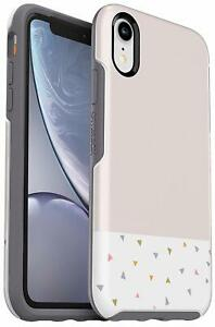 OtterBox-Symmetry-Series-Protective-Case-For-iPhone-XR-Party-Dip-Easy-Open-Box