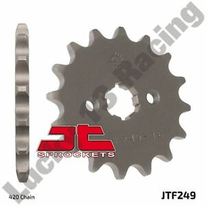 14-tooth-front-sprocket-JT-Honda-Grom-MSX-125-Dax-50-ST50-ANF-110i-Wave-NSR75