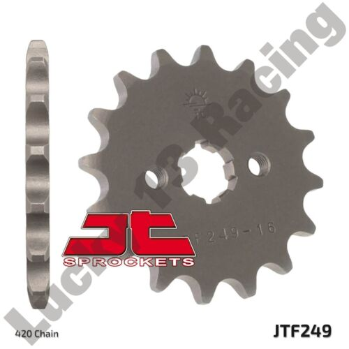 JT 15 tooth front sprocket Honda Grom MSX 125 Dax 50 ST50 ANF 110i Wave NSR75