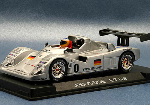 FLY A43 Joest Porsche TEST CAR NUOVO New 1 32