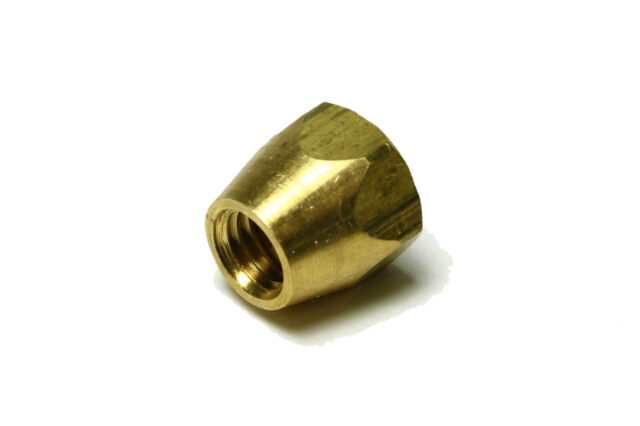 Brass Truss Rod Nut 10//32 thread Fits GIBSON® Guitars