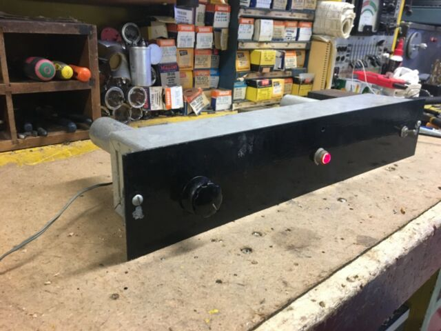 Northern Western Electric tube Microphone Preamp with input transformer