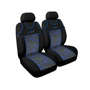 Hyundai ix20 Universal Blau Sitzbezüge Sitzbezug Auto Schonbezüge Schonbezug