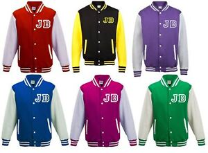 Justin-bieber-fans-american-college-baseball-style-varsity-jacket
