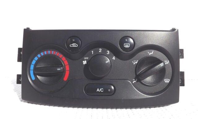 2006 chevrolet aveo manual cable style heater a c climate control rh ebay com 2006 Chevrolet Aveo Engine 2006 Chevrolet Aveo Sedan