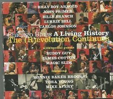 Chicago Blues a Living History-The (R) Evolution continues (2xCD)