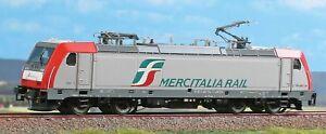 Acme 60521 483 315 Mercitalia Rail / Akiem Livrée Gris,cabines Rouges, Fs