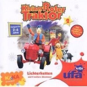 KLEINER-ROTER-TRAKTOR-2-CD-HORBUCH-NEU