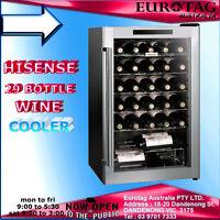 Hisense HR6WC Wine Cooler Refrigerator Refrigerators and Freezers