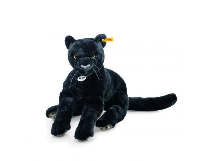 Steiff 084072 schwarz Schlenker Panther 40cm