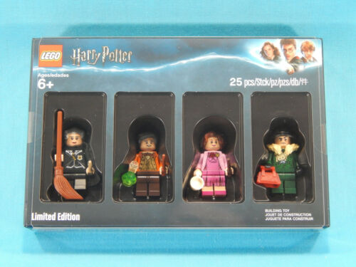 Lego Harry Potter Bricktober Limited Edition Figure 4-Pack New Sealed 2018