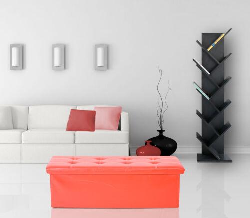 Mobili Rebecca® Sitzbank Hocker Kunstleder 8 Fraben mit gepolsterter Sitzfläche