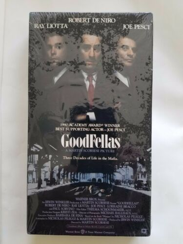 1 of 1 - Goodfellas (vhs, 1997)