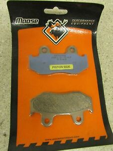 Moose Front Brake Master Cylinder Cover For The 1985-1986 Honda ATC250R ATC 250R