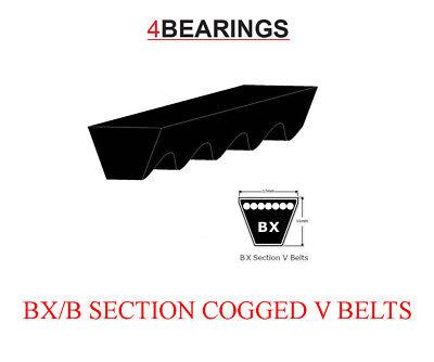 Bx B Section V Belt Cogged Sizes Bx22 To Bx94 V Belt 17mm