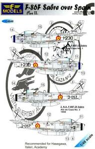 LF-Models-Decals-1-48-NORTH-AMERICAN-F-86F-SABRE-OVER-SPAIN-Part-2