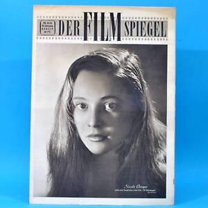 GDR-Filmspiegel-8-1956-Marlene-Dietrich-Gerard-Philipe-Nicole-Berger-Defa-Jazz