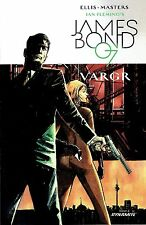 JAMES BOND #2 HARDMAN UNIQUE 1:20 INCENTIVE VARIANT COVER